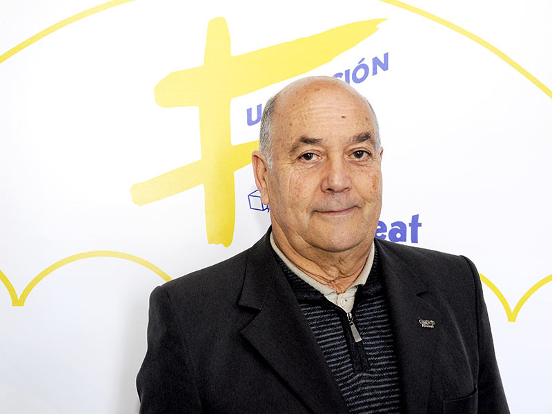 Valeriano Pablos, Vicepresidente
