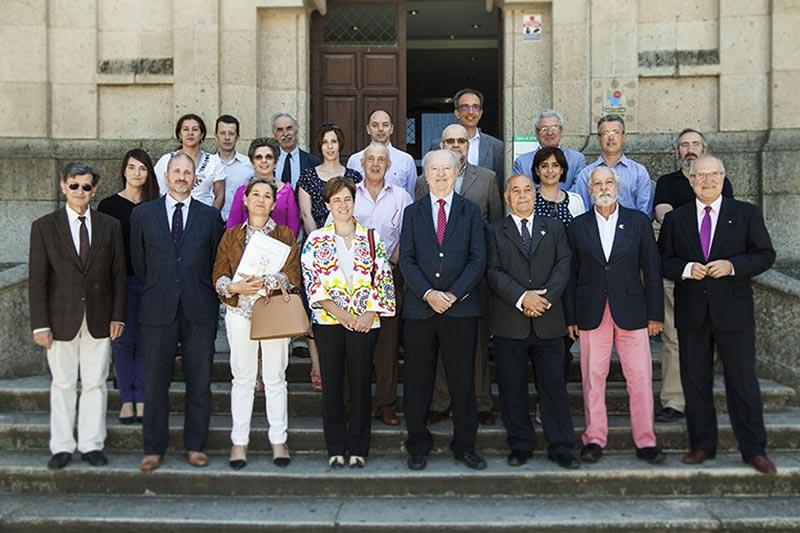 Asamblea General Ordinaria de la AFEX en PLASENCIA