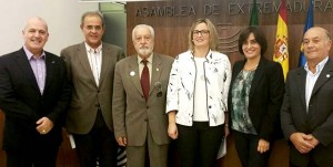 Fundación PLACEAT con EAPN en la Asamblea de Extreamadura