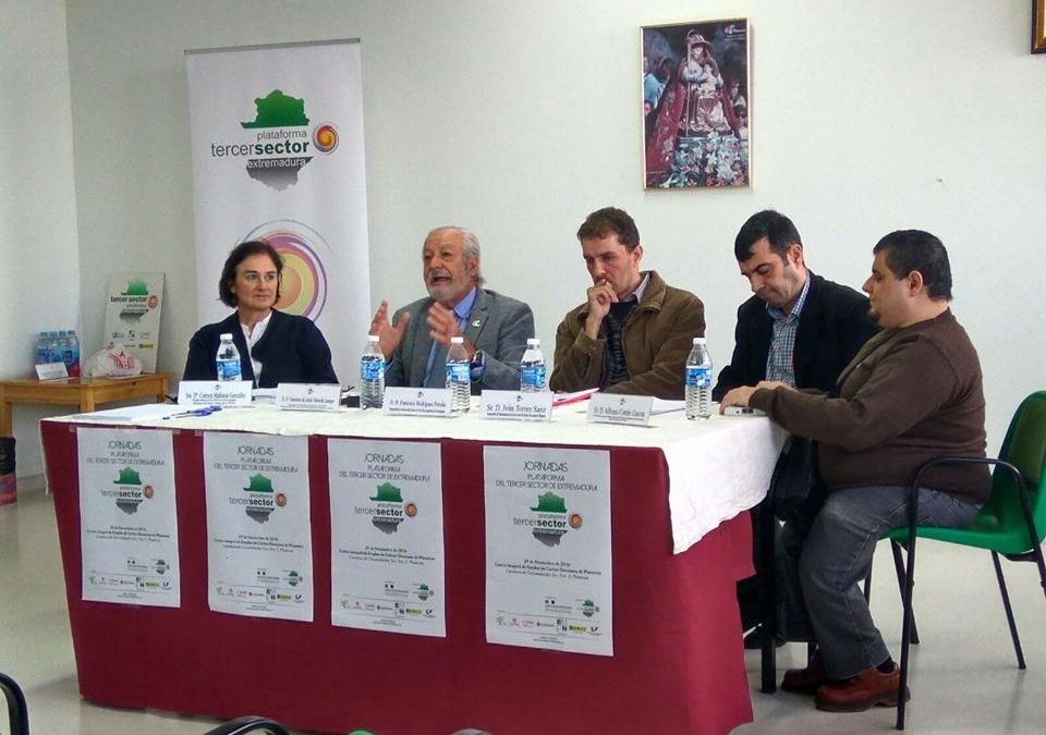JORNADA DEL TERCER SECTOR EN CÁRITAS, 29 de NOVIEMBRE
