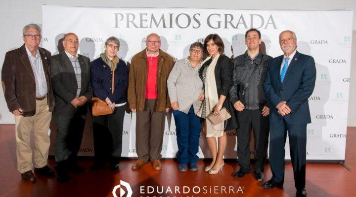 Premios GRADA 2017