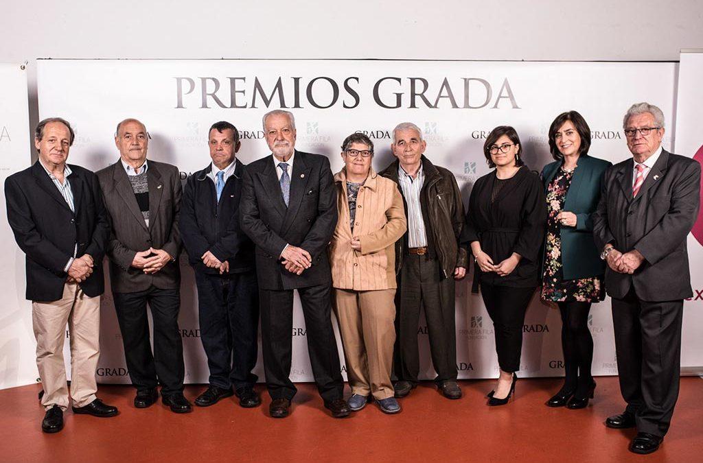 Premios Grada 2018