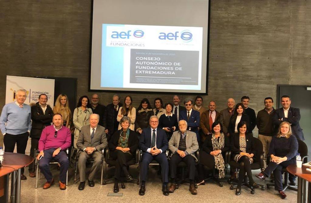 Consejo Autonómico de Fundaciones Extremeñas
