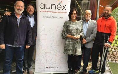 Cocido solidario a favor de AUNEX