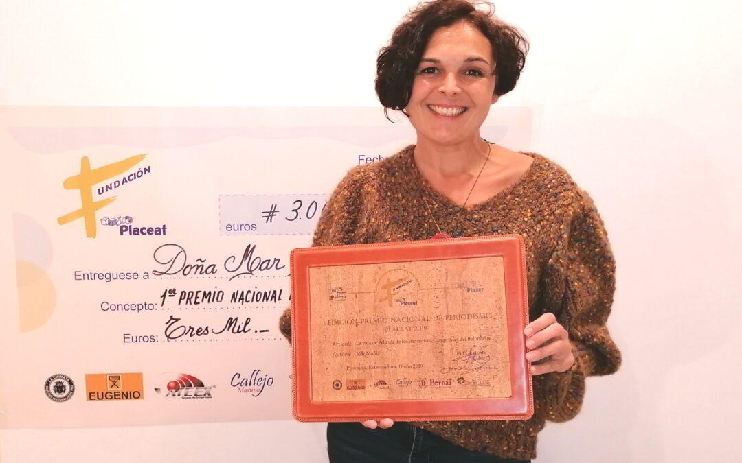 Entrega  1ª Edición Premio Nacional de Periodismo